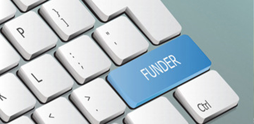 Funders, Funder key on keyboard